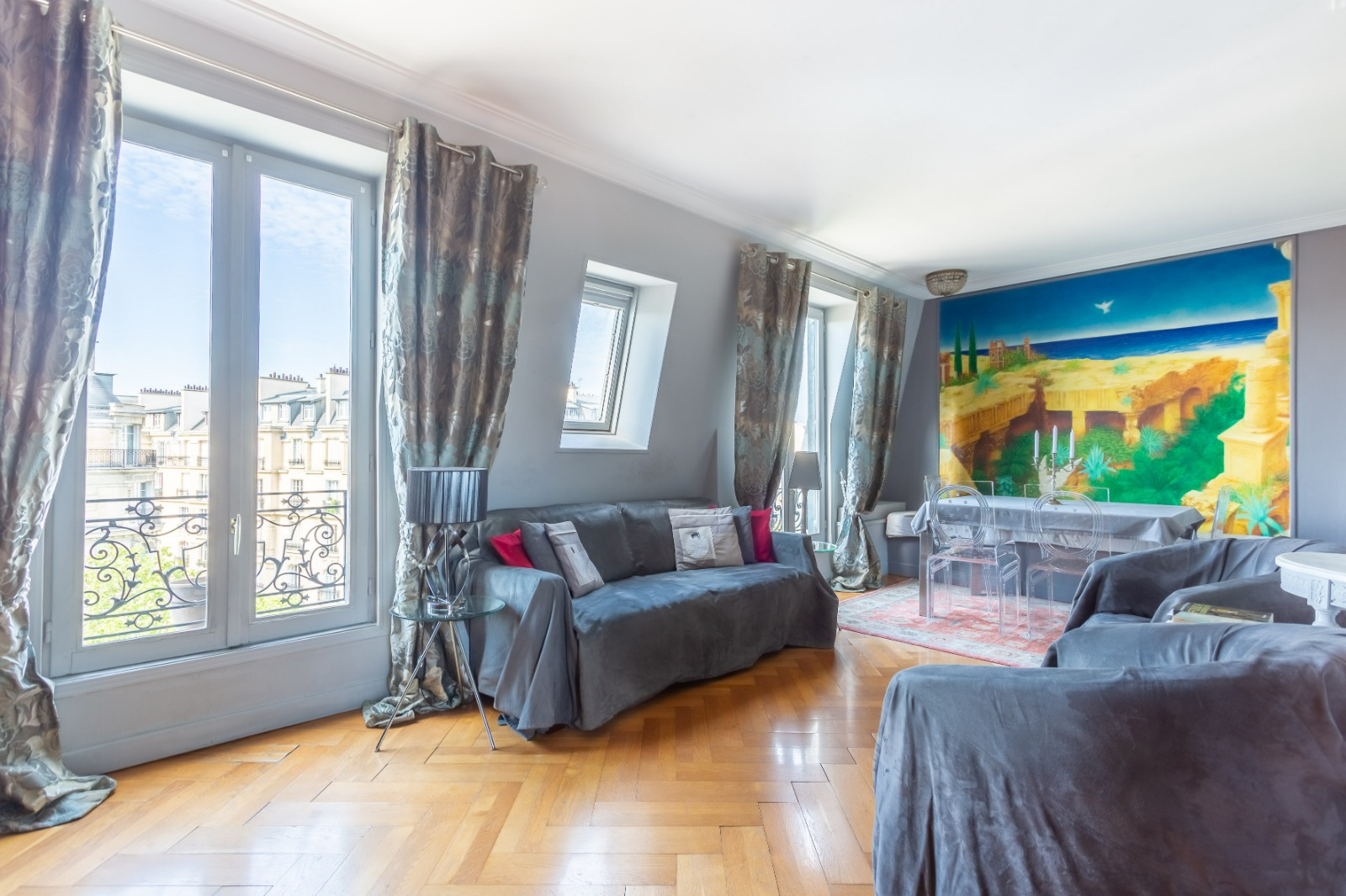 Appartement Paris 75016